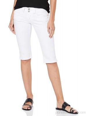 Pepe Jeans Venus Crop Shorts para Mujer .es Ropa y accesorios