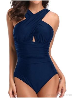 Traje de baño de Mujer Trajes De Baño 2021 Sexy Bikinis De Mujer Mujeres En Traje De Baño Bikini con Estampado Sólido para Mujer Traje De Baño De Una Pieza Traje De Baño Push-Up Traje De Baño .es Ropa y accesorios