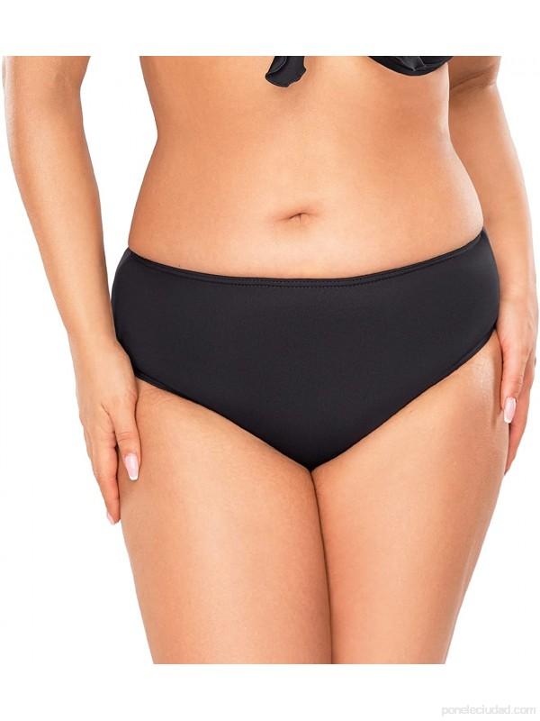 Vivisence Braguita Clásica De Bikini para Mujeres 3005 Negro 48 .es Ropa y accesorios
