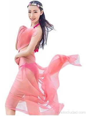 mimiliy Mujeres señoras versátil Color sólido 200 cm x 140 cm Protector Solar Pareo Sarong Envoltura Playa Ropa Bikini encubierta .es Ropa y accesorios