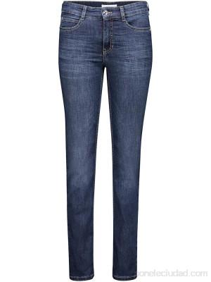 MAC Jeans Vaqueros Slim para Mujer .es Ropa y accesorios