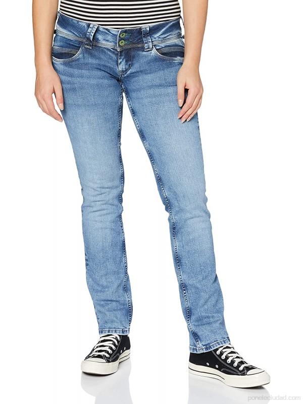 Pepe Jeans Venus Jeans para Mujer .es Ropa y accesorios