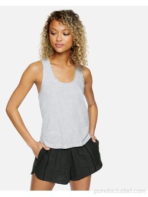 Hurley W Sandy Rib Tank Camiseta De Tirantes Mujer .es Ropa y accesorios